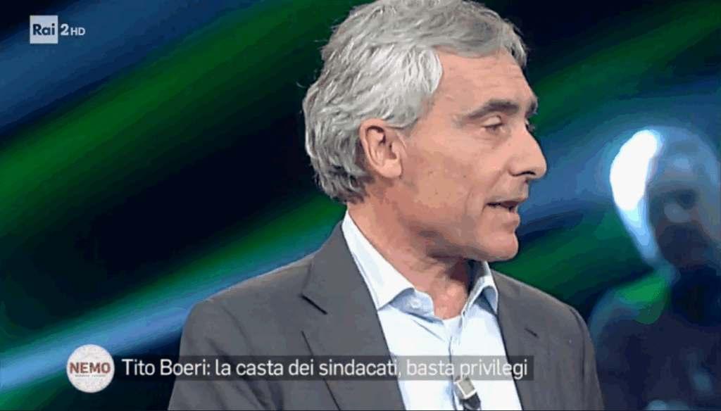Tito Boeri Sindacato