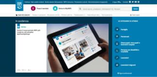 Online il nuovo sito dell'Inps