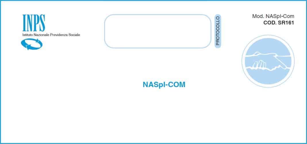 Il modello Naspi Com online
