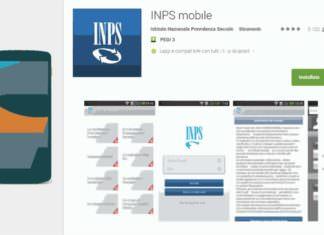 INPS mobile - Consulta la disoccupazione Naspi dal Cellulare