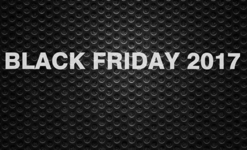 Black Friday 2017 Italia