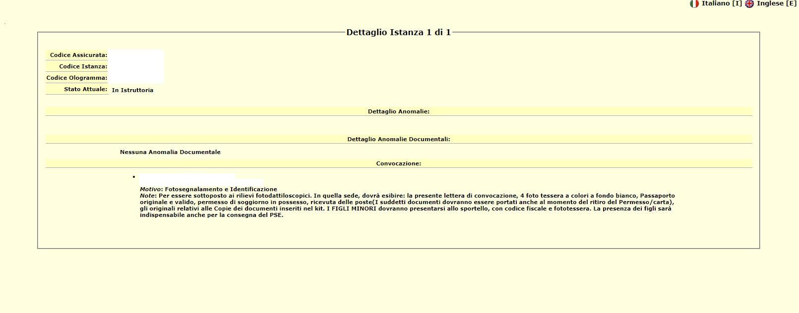 Control Online Permesso Di Soggiorno | sokolvineyard.com - Part 76
