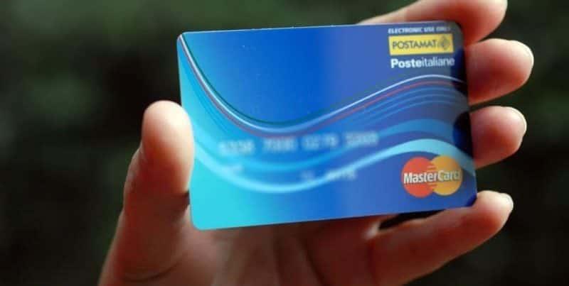 date di pagamento carta Rei 2018