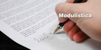 Modulistica Inps Equitalia Agenzia Entrate Moduli Modelli Disdetta Recesso Domanda