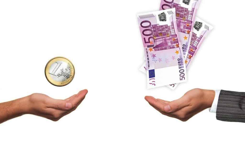 Pagamento stipendi in contanti 2018