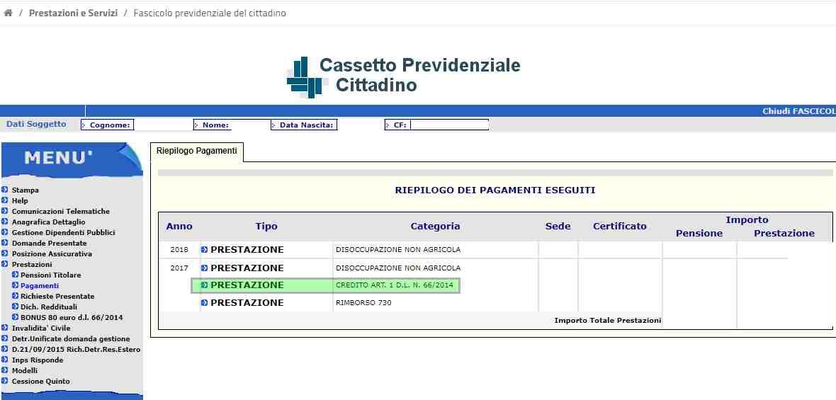 Fascicolo-previdenziale-Bonus-Renzi