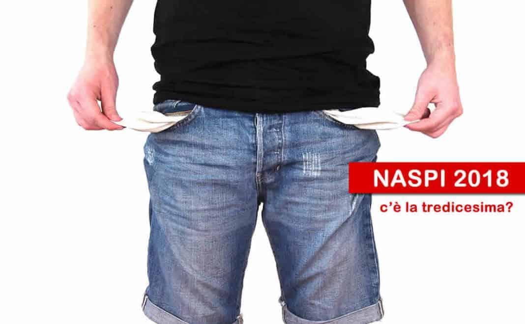 Viene pagata la tredicesima con la Naspi nel 2018? Come funziona?