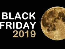 Quando è il Black Friday 2019?