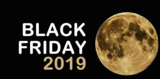 Quando è il Black Friday 2019?