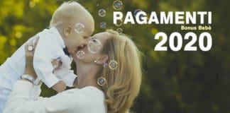 Quando arrivano i pagamenti del Bonus Bebè nel 2020?