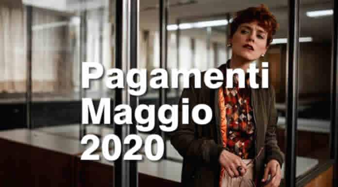 Date pagamenti mensili Inps Maggio 2020