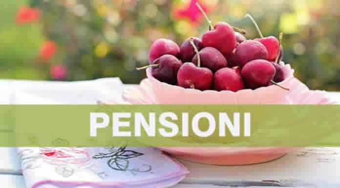 Date pagamenti Pensioni Maggio 2020