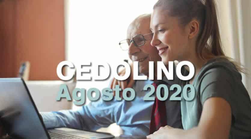Come visualizzare su inps.it Cedolino Pensione Agosto 2020