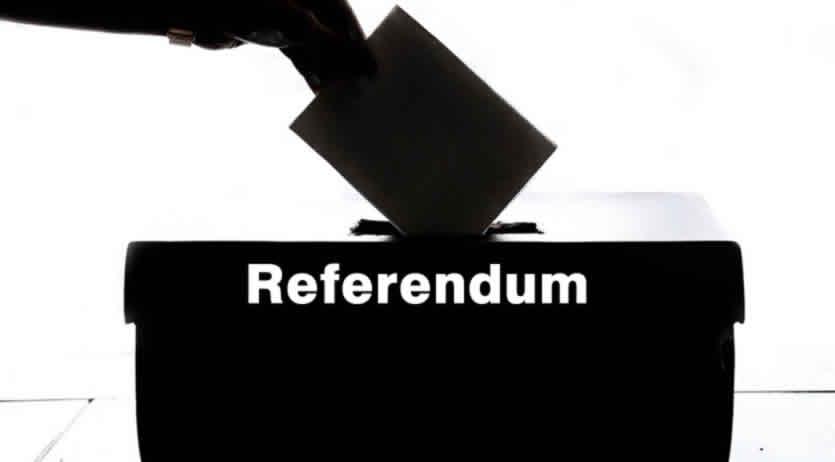 Scrutatori Referendum costituzionale 2020