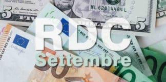 Quando pagano RdC a Settembre 2020?