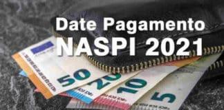 Quando arrivano i Pagamenti della Naspi Inps nel 2021?