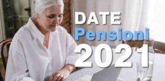 Quando pagano le Pensioni nel 2021?