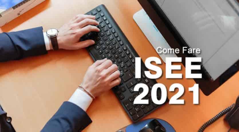 Isee 2021 senza CAF