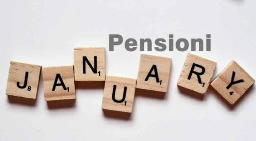 Pensioni Gennaio 2021 in anticipo?