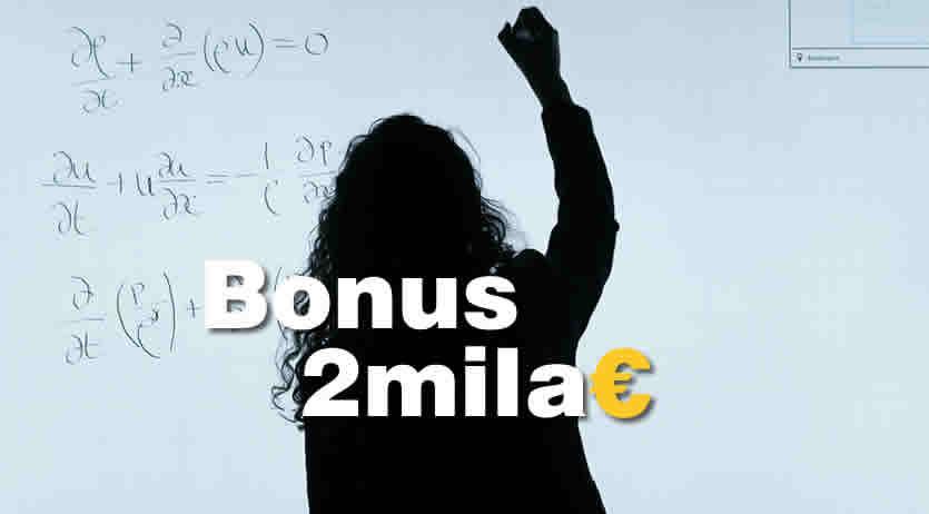 bonus studenti 2000 euro