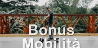 proroga Bonus Mobilità 2021