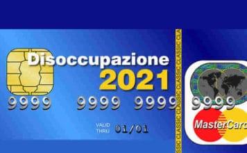 Le date di Pagamento della Disoccupazione 2021