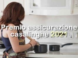 Assicurazione INAIL 2021 istruzioni e esonari