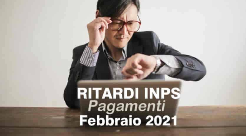 quando pagamenti INPS febbraio 2021