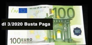 Chi può ricevere 100 euro in Busta Paga?