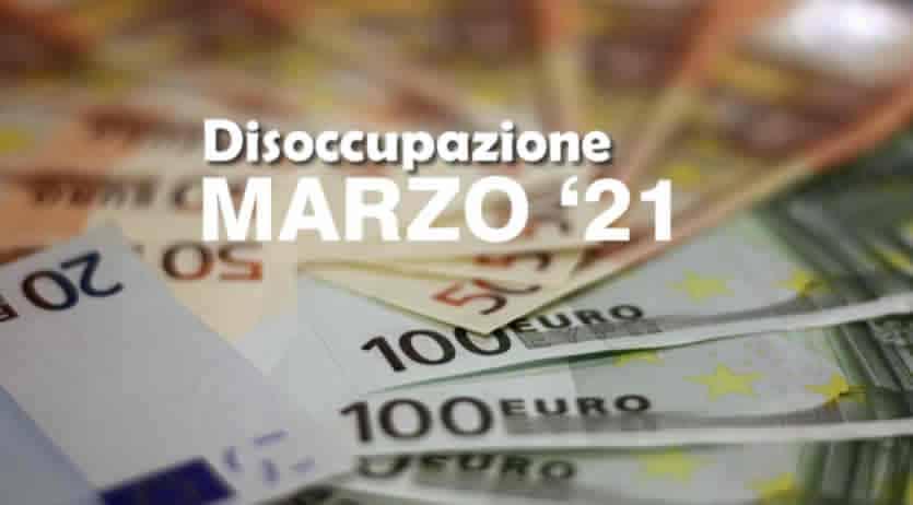 Calendario Naspi Marzo 2021