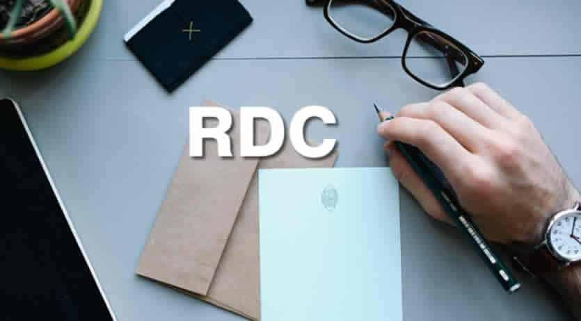 Lettera accoglimento RdC