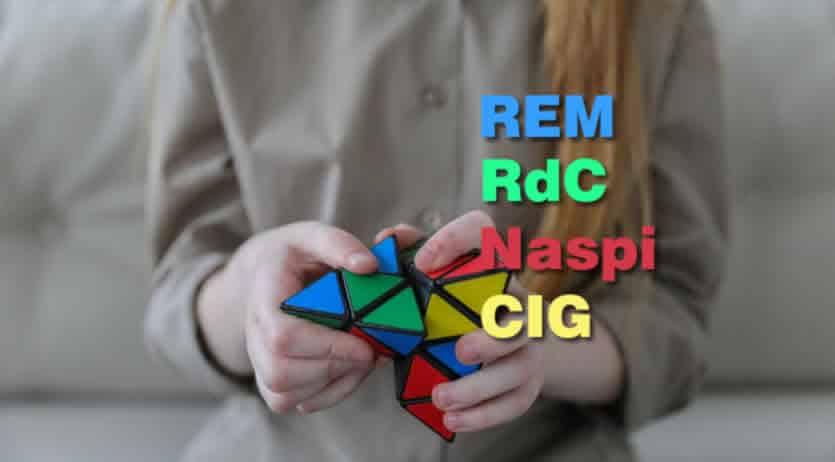 compatibilità REM 2021 con altri benefici Inps?