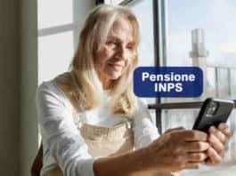 Quando arriva la prima pensione Inps nel 2021?