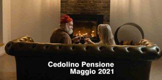 come visualizzare cedolino pensione maggio 2021