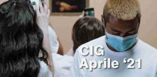 CIG INPS Aprile 2021: quando pagano?