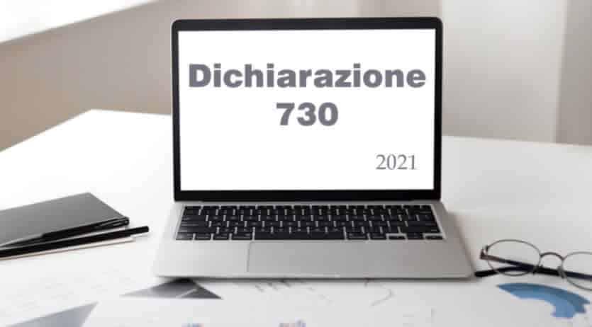 precompilata 730 2021 da quando