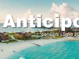 quando pagano pensioni Luglio 2021