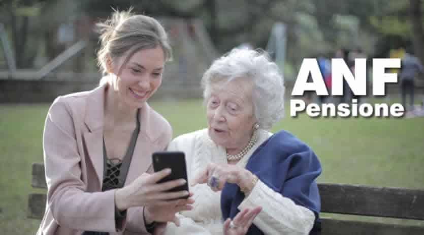 ANF Pensioni - come controllare importi Assegni Familiari
