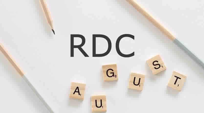 quando pagano rdc ad Agosto 2021