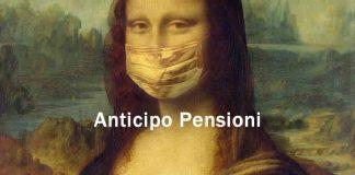 il calendario con anticipo pensioni Poste 2021