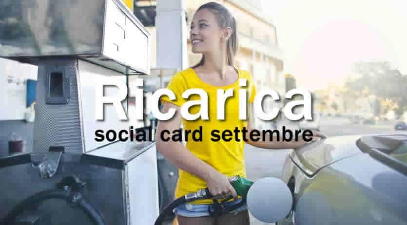 quando pagano social card settembre 2021