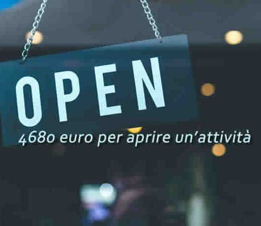 Ecco il bonus di 4680 ai titolari Rdc per apertura attività