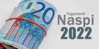 quando arriva disoccupazione Naspi Inps 2022?